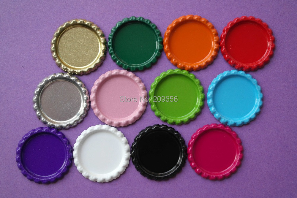 Buy free shipping 150pcs 1 for Large bottle caps for crafts