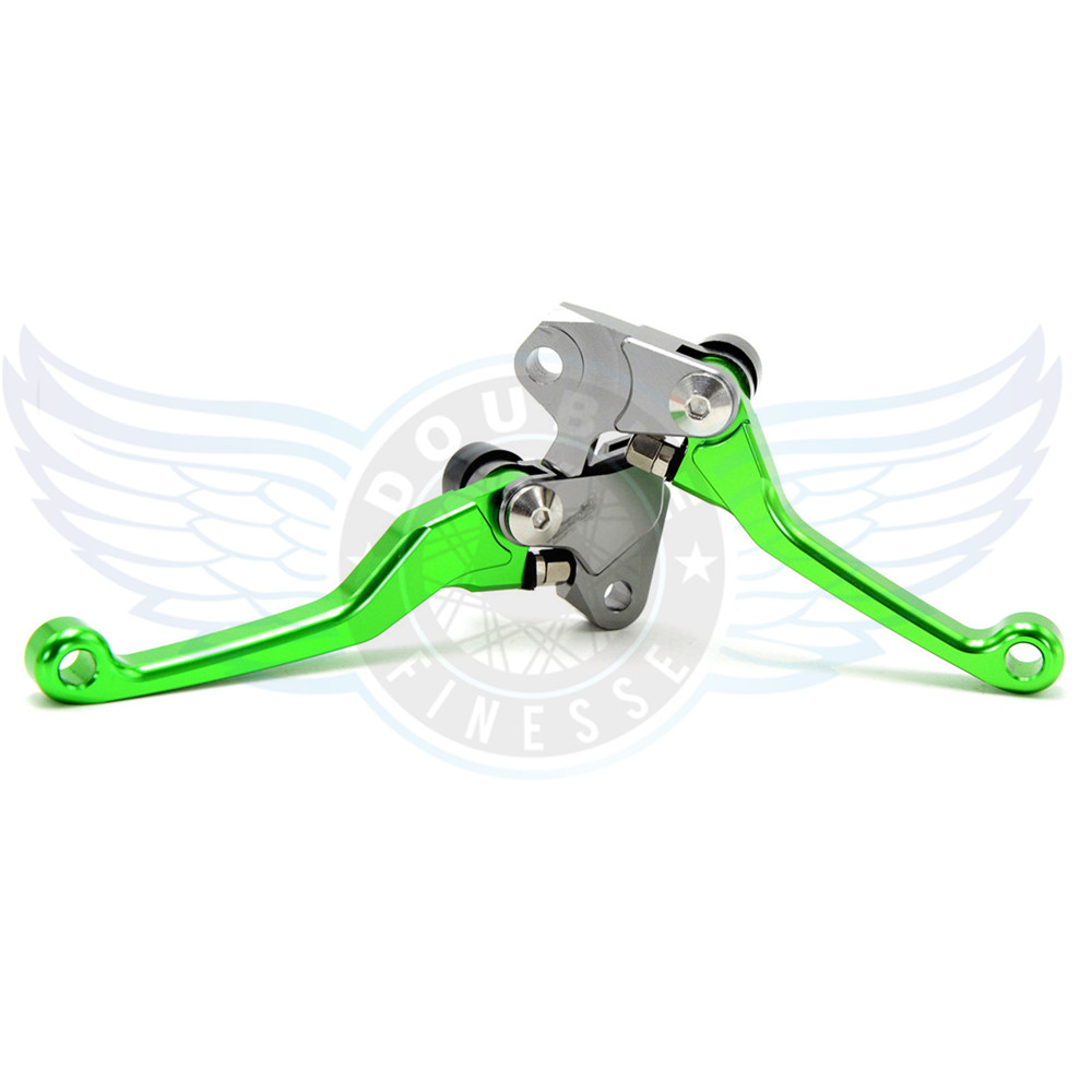 ФОТО motorcycle Pivot Brake Clutch Levers CNC levers brake clutch  For Yamaha YZ426F/450F 2001 2002 2003 2004 2005 2006  2007