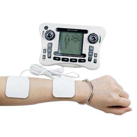 ems eletrica estimulador muscular 12 modos de