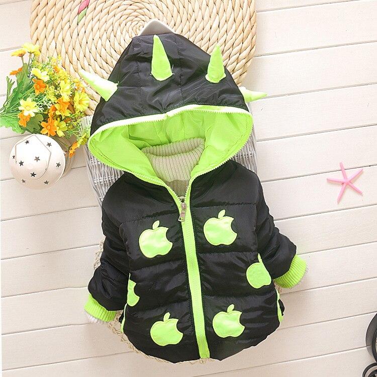 Intelligent Yauamdb Kids Cotton Down Jacket 2017 Winter 18m Boys Girls Outerwear Cotton Children Clothes Dinosaur Coats Brand Clothing Y33 Outerwear & Coats Snow Wear