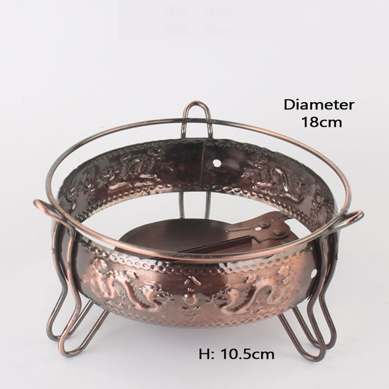 Stainless Steel Non-Stick Dish Hotpot 1