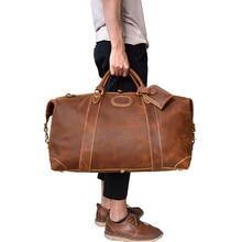 MAHEU Brand Designer Business Man Bag Long Journey Handbag G