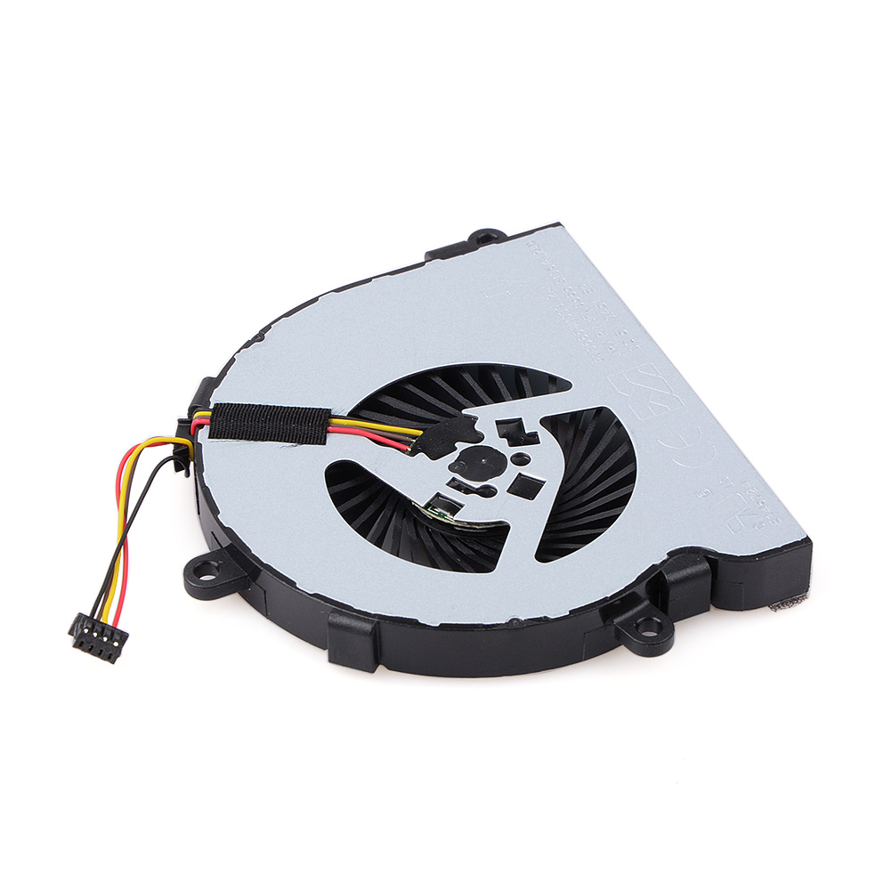Image 3 - 1pcs 4 Pin Notebook Computer Cooler Fans Laptops Replacement Accessories For  HP 15 AC Notebook Cooling Fans-in Fans & Cooling from Computer & Office