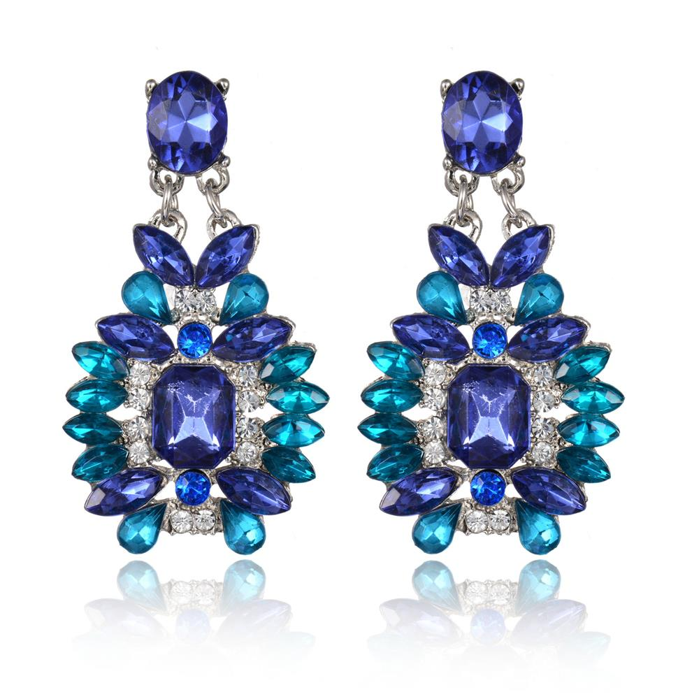 Online Get Cheap Blue Chandelier Earrings Aliexpress – Cheap Chandelier Earrings
