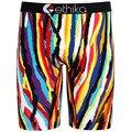 New! Ethika The Staple  Men's Underwear Boxer Colorful Stripes