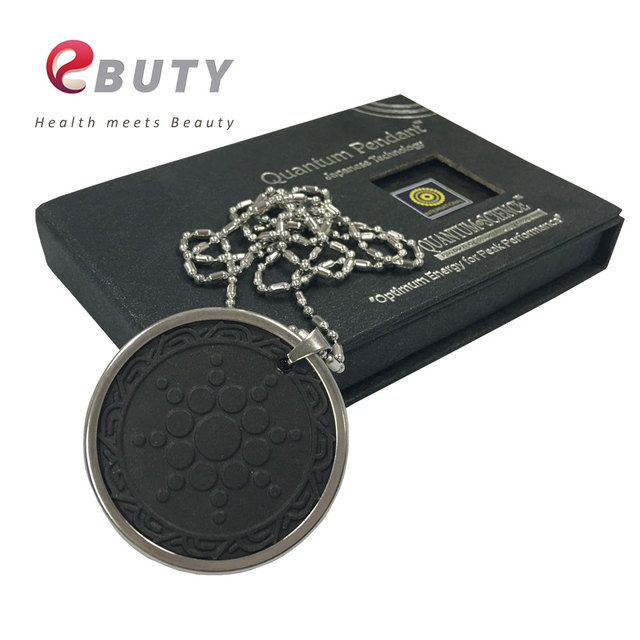 Quantum energy pendants with negative ions 3000cc scalar energy quantum energy pendants with negative ions 3000cc scalar energy charms with 314l stainless steel chain black aloadofball Image collections