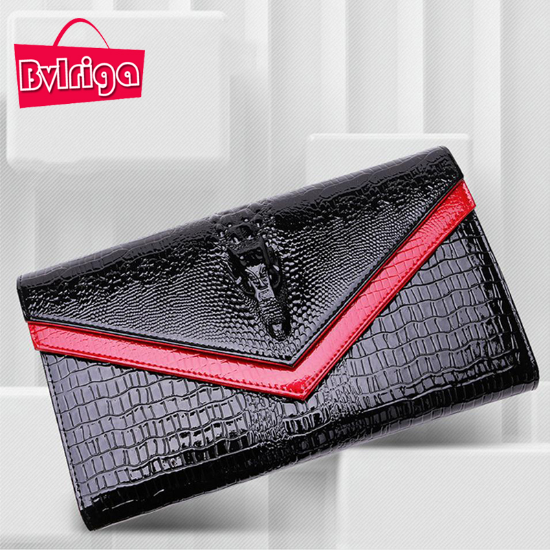ФОТО BVLRIGA Women Handbags Evening Clutch Women Chain Shoulder Bags Party Bags Genuine Leather Women Messenger Bag Luxury Brand