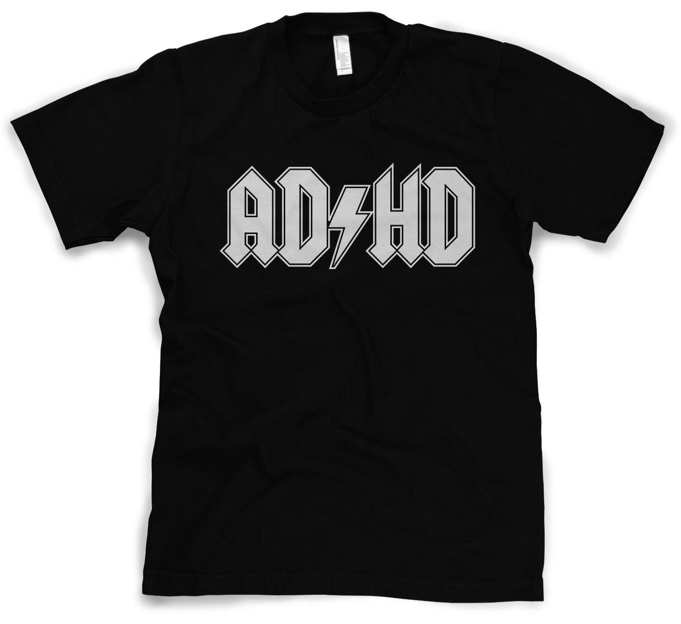"""FREE SHIPPING AC//DC /""""Logo/"""" T-Shirt"""