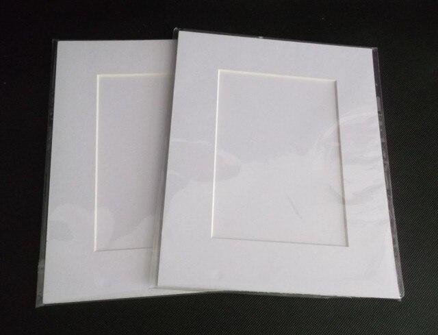 Thicked envío gratis blanco marco para fotos unidad stretch a ajuste ...