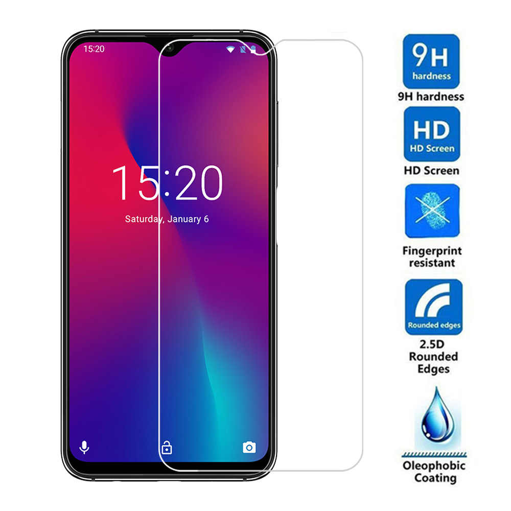 9H 2.5D Tempered Glass For UMIDIGI Z2 One A3 S3 A5 Pro F1 PLAY Screen Protector For UMIDIGI X F1 One Max Power Protective Film