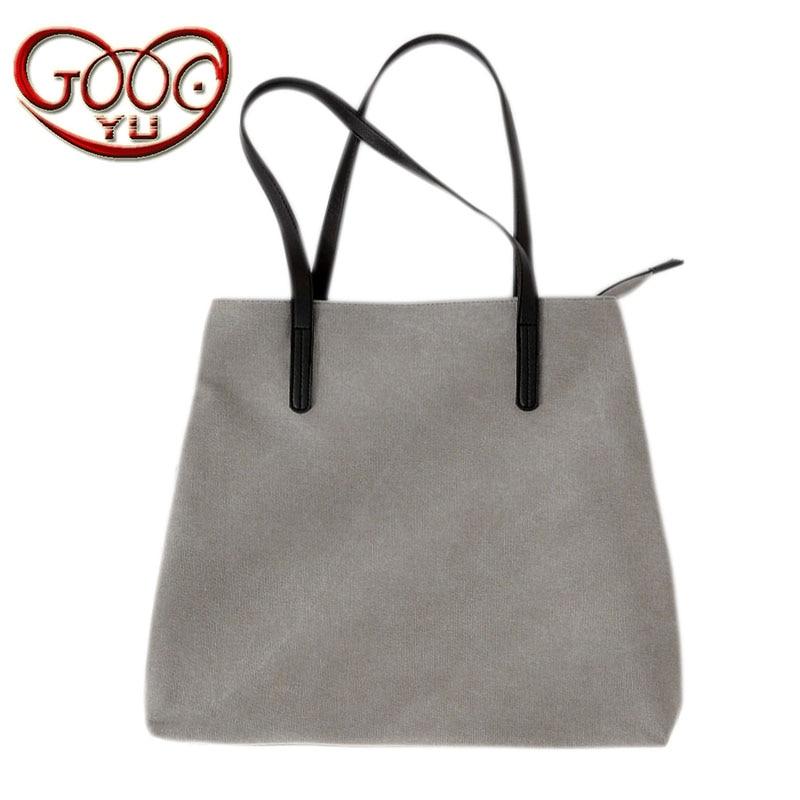 Women S Art Canvas Bag Simple Wild College Wind Shoulder Bag Leisure Child Bag Large Capacity