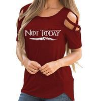 T-shirt Pas aujourd'hui Game Of Thrones