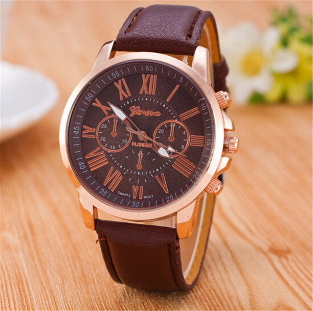 Small Round Dial Electronic Watches Sports Fashion Watches Boys And Girls Colorf