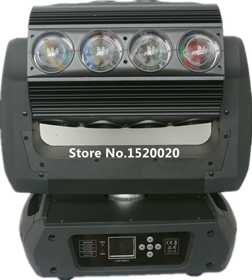 new disco light 16*25w led moving head wash light with unlimited rotation individual led control for bar,club ,event project