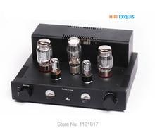Amplificador de VÁLVULAS KT88 HIFI EXQUIS RIVALES Himing terminación única hecha a mano Prince Ternura versión amp