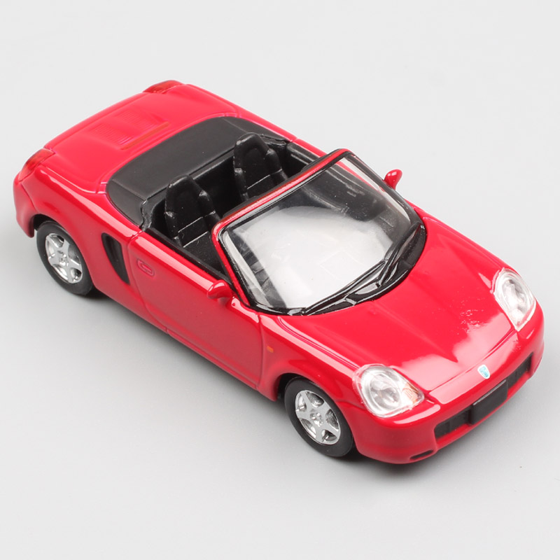 kid 1:64 Scale small kyosho Toyota MRS MKII SW20 MR2 Spiders roadster diecast model car vehicle toy for children collector gifts beijing kyosho 1 64 toyota hiace toyota limited