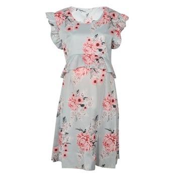 94270d8c6 Vestidos de maternidad florales Para mujeres Vestidos Para Embarazadas