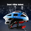 bicycle helmets for men bone conduction headset bluetooth bicycle helmet women KSCAT Protect bicycle helmet glasses
