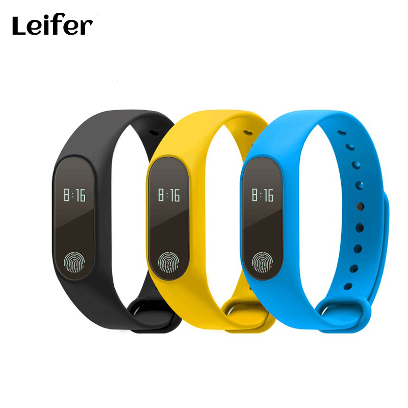 Smart band M2 Bluetooth4 0 Waterproof IP67 Smart Bracelet Heart Rate Monitor Sleep monitor Wristband for