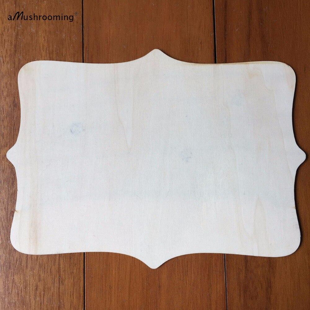 Aliexpress.com : Große Holz Tafel Tafel kreide bord Gerahmte ...