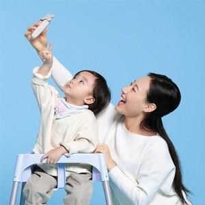 Image 5 - Xiaomi mitu dla dzieci elektryczna maszynka do strzyżenia włosów biały ceramiczny głowica do cięcia niski poziom hałasu profesjonalne IPX7 wodoodporne dzieci maszynka do włosów clipp
