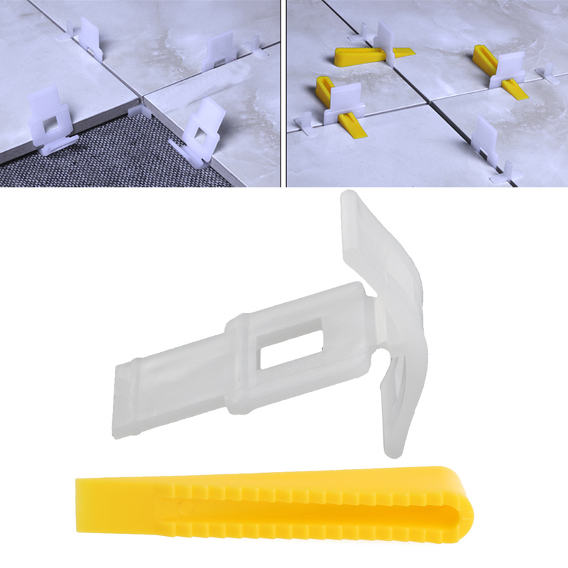 700 Tile Leveling System = 500 Clips + 200 Wedges Tile Leveler Spacers Lippage thyssen parts leveling sensor yg 39g1k door zone switch leveling photoelectric sensors