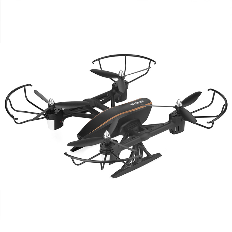 WLTOYS Q373 RC Drone with Brush Motor 3D 4G Mode 4CH 6Axis Stunt RC Quadcopter Air Dancer Aircraft RTF with Wifi Camera Toys wltoys v383 500 electric 3d 6ch rc quadcopter rtf 2 4ghz with brushless motor esc