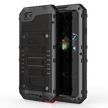 Luphie warwolf IP68 Водонепроницаемый ударопрочный пыле Snowproof 3 proofings чехол для iPhone 7 Plus