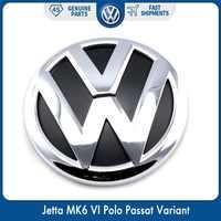 Etiqueta engomada del coche del logotipo del cromo de la insignia de la tapa del maletero trasera del OEM de 100mm para VW Volkswagen Jetta MK6 VI Polo Passat variante 5C6 853 630 ULM
