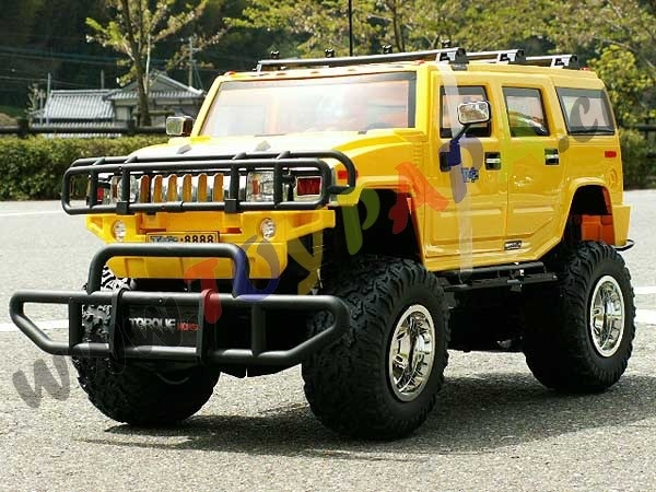 New Products Super Big Le Yu Large Hummer Suv Wireless Remote