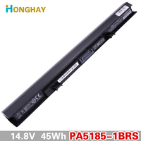 14 8V 2800MAH Original Laptop Battery PA5185U 1BRS For Toshiba Satellite C50 PA5185U PA5184U 1BRS