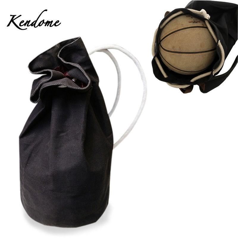 Prix pour Toile Cordon Seau De Sport Armée Sacs de Basket-Ball De Stockage Sac Gym Sac À Dos Femmes Fitness Hommes Trainning Extérieure Sac XA265WD