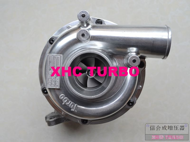 NEW RHF55/8973628390 Turbo Turbocharger para ISUZU ELF-NPR75, NQR75, HITACHI ZX230 Escavadeira 4HK1