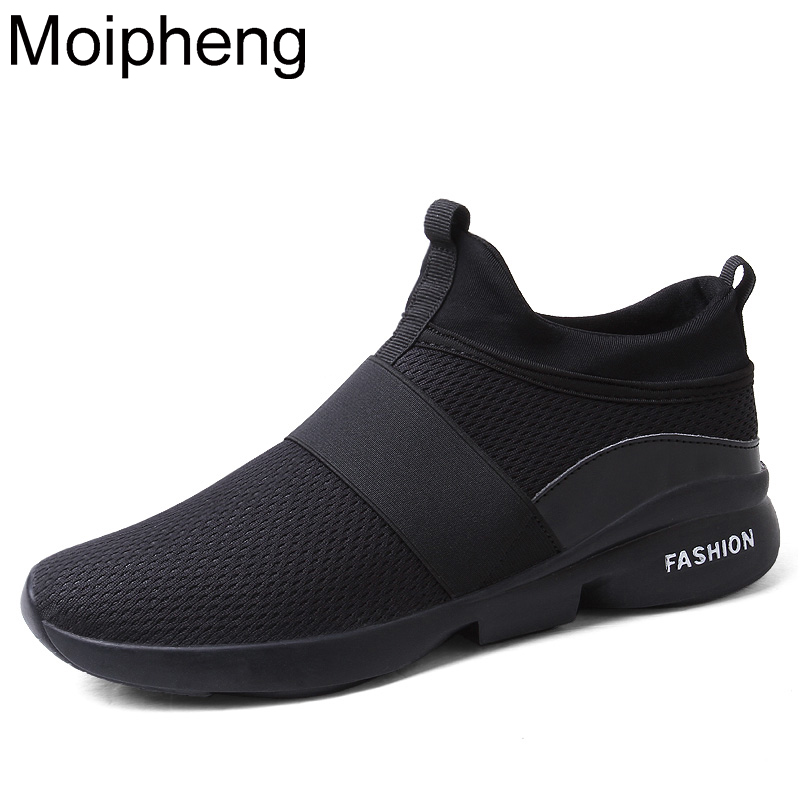 Moipheng 2019 New Autumn Women Shoes Ankle Sneakers Red Sock Men Fashion Sneakers Casual White Shoes Size 35-46 Zapatillas Mujer