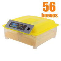 56 Egg Hatcher Automatic Digital Chicken Incubator Poultry Farm Home