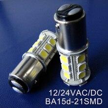 Высокое качество 12/24VAC/DC BA15d Yacht светодиодные фонари 1142 светодиодные огни корабля BA15d лампы для лодки led BA15d лампы 24 В 2 шт./лот