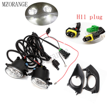 MZORANGE Fog Lamp Assembly Fog Light for TOYOTA AVENSIS AURIS RAV 4 III CAMRY for Corolla PRIUS YARIS 2003-2015 LED Fog Light beler front right side fog light lamp 81210 06050 35501 57l00 for toyota camry corolla yaris lexus gs350 gs450h lx570 lx570