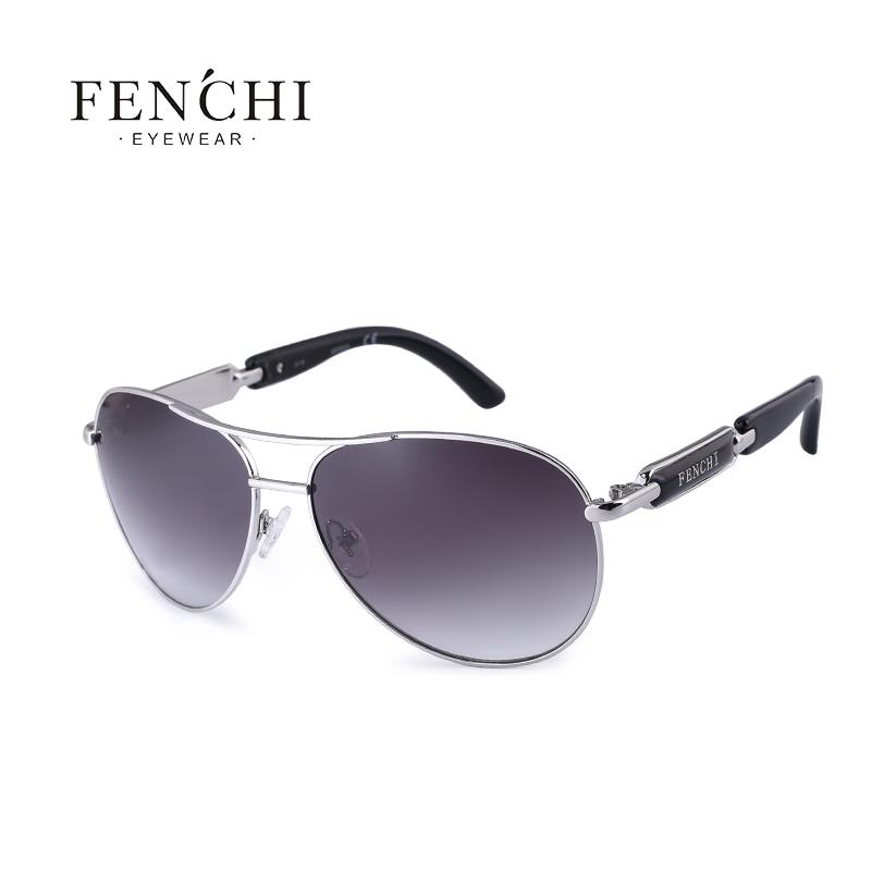 FENCHI Polarized Sunglasses Women Vintage Brand Glasses Driving Pilot Pink Mirror sunglasses Men ladies oculos de sol feminino 11