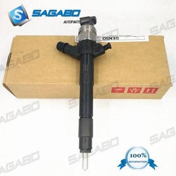 Genuine common rail injector 095000-5760 for 4M41 1465A054 Original new
