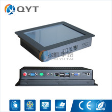 10.4″industrial tablet pc 4usb/rs232 intel j1900 Resistive touch screen 800×600 embedded all in one pc with 2GB ddr3 /32G SSD