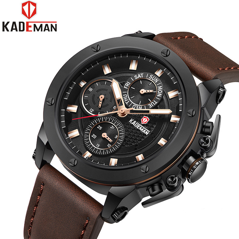 Mens Business Watches Top Brand Luxury Waterproof 24 hour Date Quartz Watch Man Leather Sport Wrist Watch Men Waterproof Clock цена