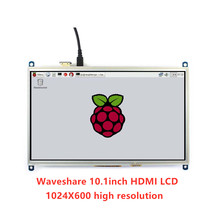 Waveshare 10.1inch Resistive Touch Screen LCD Tablet 1024*60