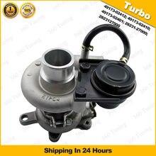 TD025 28231-27000 Turbine Turbocharger for Hyundai Elantra Trajet Tucson Santa Fe 2.0 CRDi D4EA gasket 49173 28231