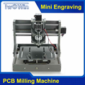PCB Milling Machine CNC 2020B DIY CNC Wood Carving Mini Engraving Machine PVC Mill Engraver Support MACH3 System