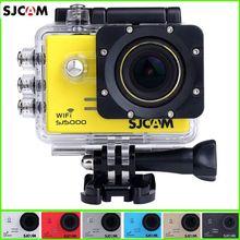 Buy Original SJCAM Sj5000 Wifi Action Camera Helmet Camcorder Digital Camera 1080P Full HD Camera 170D Lens Waterproof Sport dvr