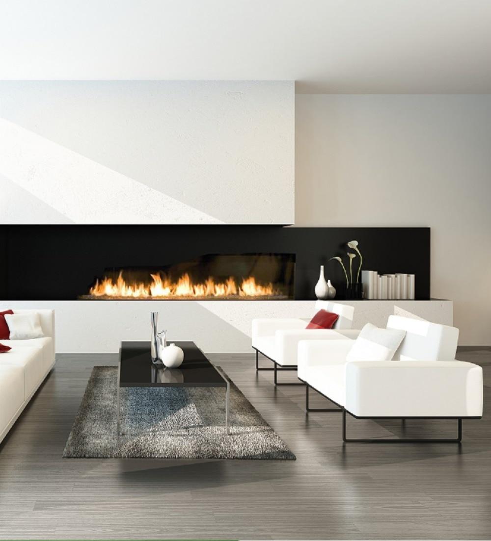 Inno Living  Smart Bio Ethanol 48 Inch Fireplace Wifi Control