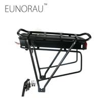 free shipping 36V13Ah 1203 black rear rack electric bike battery Elektro Fahrrad Batterie