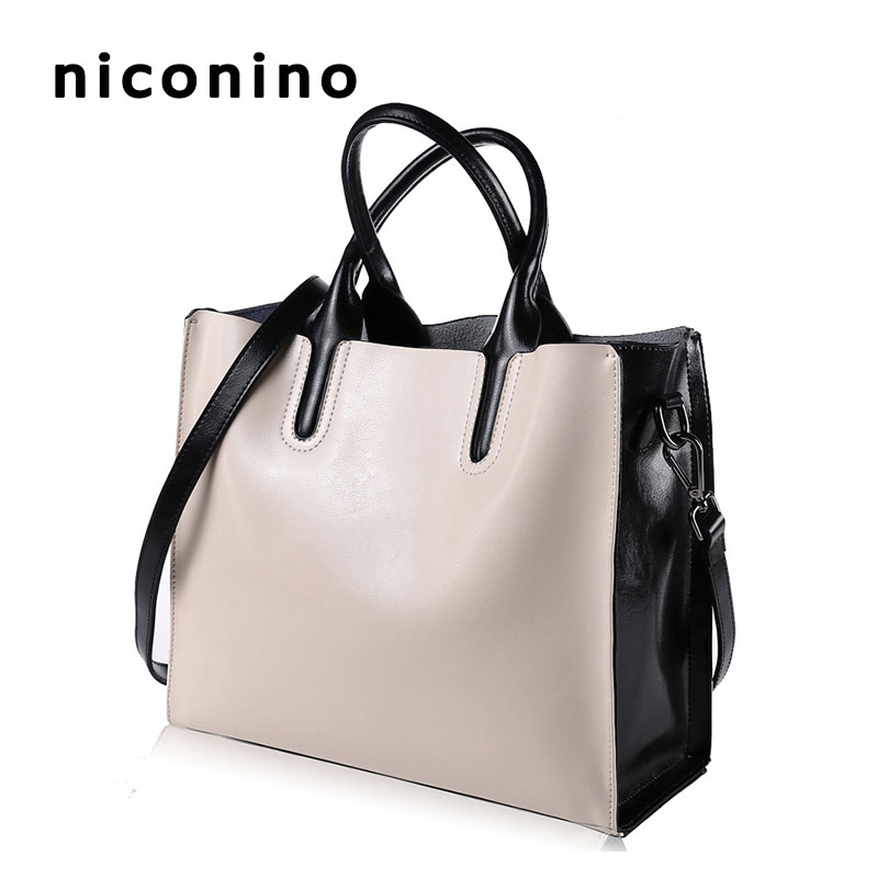 Genuine leather bag ladies handbag women shoulder bag real cow leather messenger bag female crossbody bag luxury designer tote