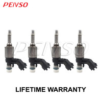 4x 16450 RPY G01 0261500300 fuel injector for HONDA CIVIC TYPE R IX 2016