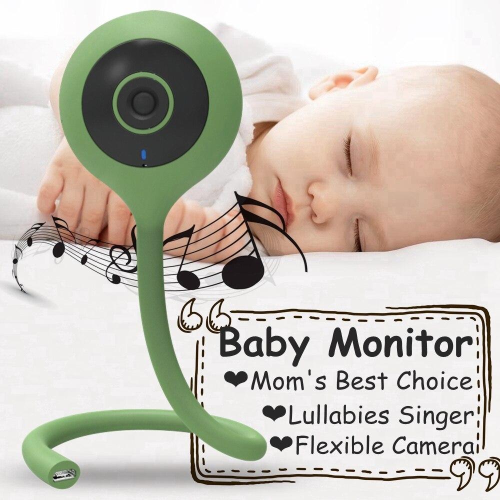 DG-QB0 720 P беспроводной Wi Fi Умный дом IP Детские Для Ухода За Младенцами няня удобный Три цвета шт. 1 шт. мини Гибкая 2,1 мм